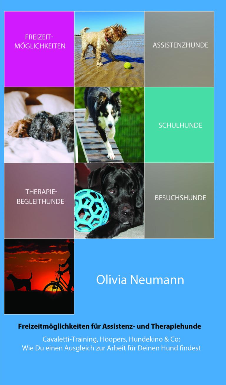 Freizeitmöglichkeiten für Assistenz und Therapiehunde
