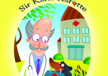 Sir Karlo Karotte Ein Hund in der Ergotherapie